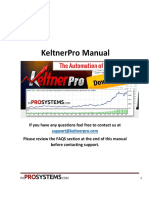KeltnerPro Manual