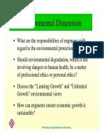 Week 8_Environmental Dimension