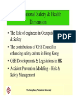 Week 7_Safety and Health Dimensions