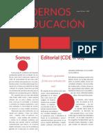 Cuadernos de Educación DIC-FEB (Año X ) nº35