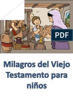 Milagros Del Viejo Testamento Para Niños