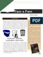 Instrucciones Pasoapaso