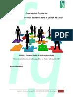 Tema 1 - Historia de La Salud Pública en Chile (1)