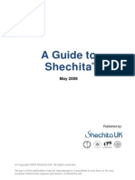 A Guide to Shechita 2009