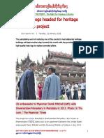 Anti-military Dictatorship in Myanmar 0774