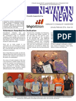 Newman News Jan-Feb 2016 Edition