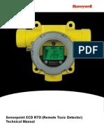 XCD RTD Technical Manual