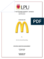 Case Analysis.mcdonalds.final