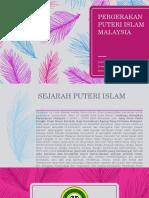 MPU3031 Pergerakan Puteri Islam Malaysia PPIM