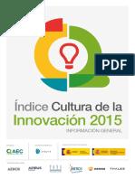 indice cultura de la innovacion
