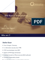 blackhatusa2011stefanesserioskernelexploitationfinal-110914092045-phpapp02