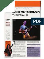 Tg Fusion - Zappa Lydian #2