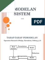 Pemodelan Sistem 2012-4