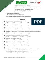 Subiect Si Barem Matematica EtapaI ClasaIII 14-15