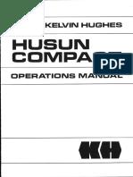 KH Husun Compact Marine Transceiver