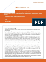2013 Model Answers & Mark Scheme
