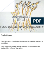 2 food deficiency and sufficiency