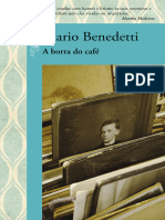 A Borra Do Café – Mario Benedetti