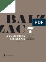A Comedia Humana - V. 7 (as Ilu - Honore de Balzac