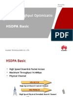 UMTS HSDPA Throughput Optimization Modified