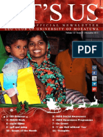 It's Us - December 2015 Issue