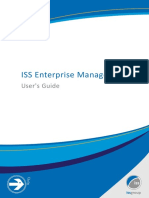 ISS Enterprise Manager 2.6 User's Guide