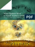 What Matters Most to Saudi Arabias Youth Jun 2014 Tcm80-163409