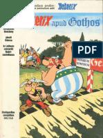 Asterix Apud Gothos Latinul