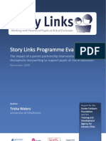 Story Links Evaluation Final Report
