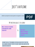projects outline