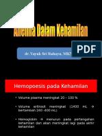 Anemia Dr.yayuk