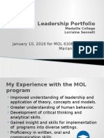my growth as a leader-section 3