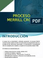 Presentación Merrill Crowe