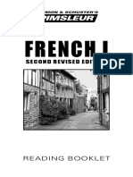 French Phase1 Bklt