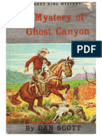 Bret King #1 The Mystery of Ghost Canyon