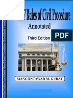 The 1997 Rules of Civil Procedure A