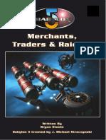 Babylon 5 RPG (1st Ed.)-Merchants, Traders and Raiders