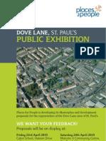 12237 PfP Dove Lane Poster_Leaflet_v2