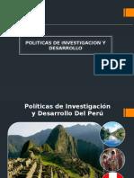 Politicas de Investigacion