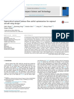 Supercritical Natural Laminar Flow Airfoil Optimization for Regional Aircraft Wing Design