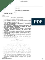 DIPENDENTI 2001 DIPENDENTI PUBBLICI DECRETO LEGIS  30  03  2001  N. 165 NORME ORDINAMENTO   LAVORO  DIPENDENTI DELLE AMMINISTRAZIONI PUBBLICHE