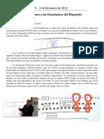 90 KSW - Correcciones a Las Enseñanzas Del Blueprint