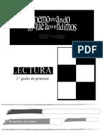 Evaluamos Logros 3er Trimestre Lectura Matematica 2do Grado