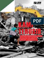 Laporan Penggusuran Paksa Jakarta