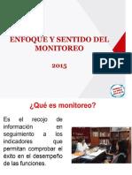 ENFOQUE Y SENTIDO DEL MONITOREO.pdf