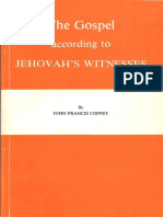 The Gospel According to Jehovahs Witnesses