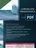 Comunica Re Managerial A