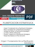 Planificación regionalbolo 5