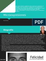 Microexpresiones faciales Paul Ekman