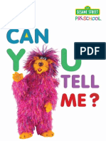 Can You Tell Me Parent Brochure